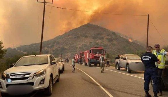 Güney'de yangınlara karşı Acil Müdahale Birimi  kuruluyor