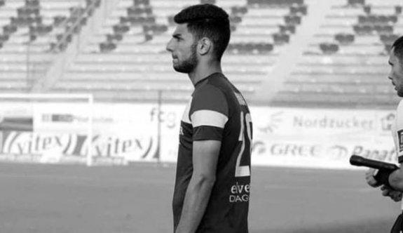 Güney'de 19 yaşındaki futbolcu trafik kazasında öldü