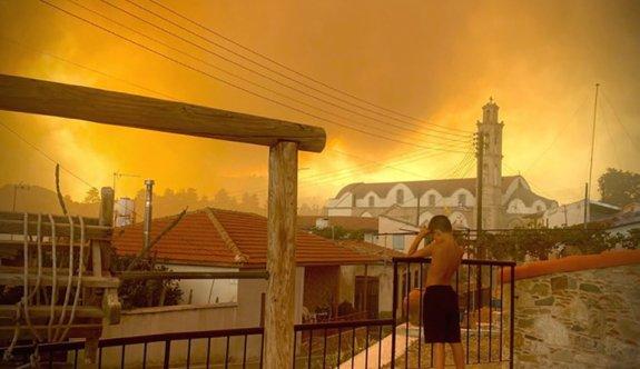 Güney'de yangın 6 milyon Euro yardım