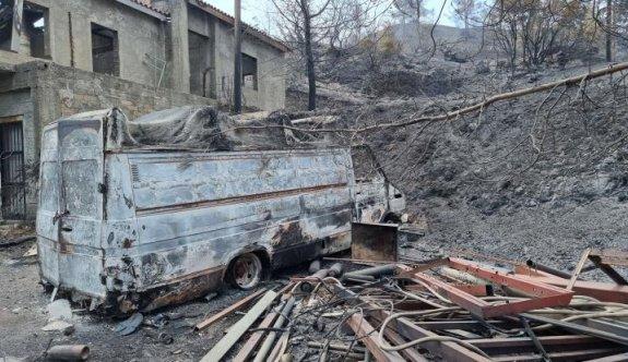 Güney'deki yangın kısmen kontrol altına alındı