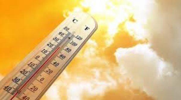 Hafta sonu sıcak ve nemli hava etkili olacak