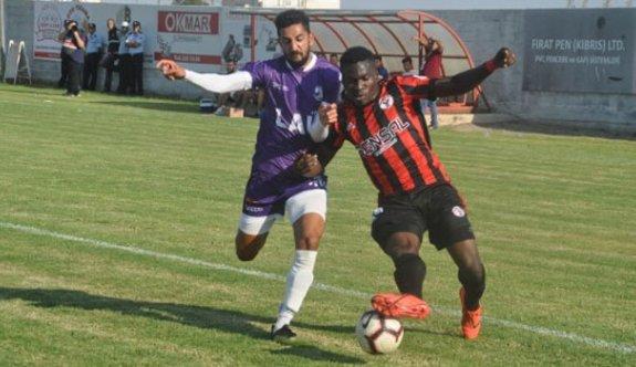İlk hazırlık maçı Hamitköy'de oynanacak