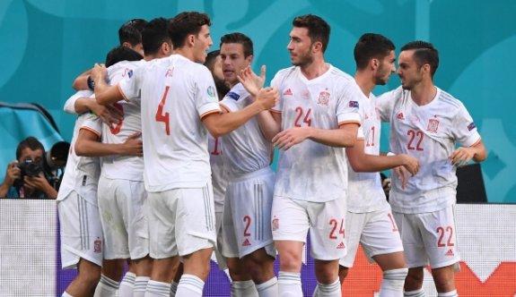 İspanya, penaltılarla yarı finalist