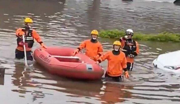 Japonya'da sel ve heyelan: Çok sayıda kişi kayıp