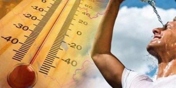 Kavurucu sıcaklar devam edecek