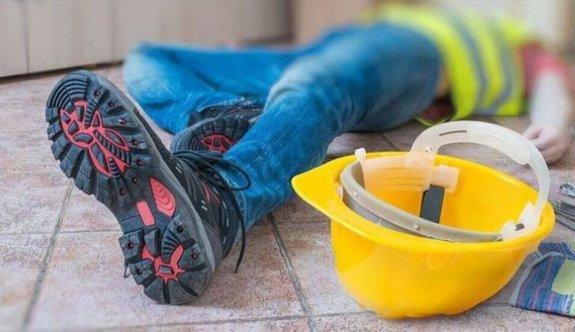 Kıb-Tek Güzelyurt Bölge Amirliği çalışanı iş kazası geçirdi