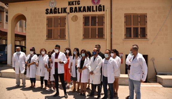 Korona testleri Türkiye'ye bırakılıyor