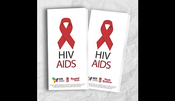 Kuir Kıbrıs Derneği HIV-AIDS ile ilgili bilgilendirici kitapçık yayayınladı