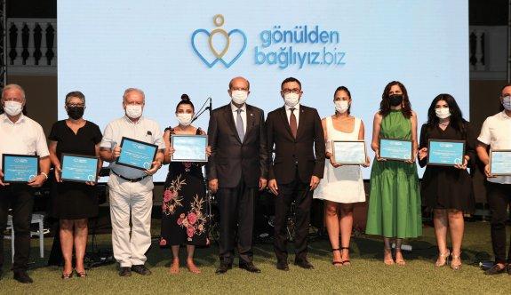 Kuzey Kıbrıs Turkcell'in dijital sosyal sorumluluk platformu:  gonuldenbagliyiz.biz