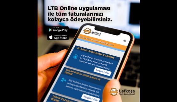 LTB'ye Iphone ve Ipadle online ödeme yapılabilir