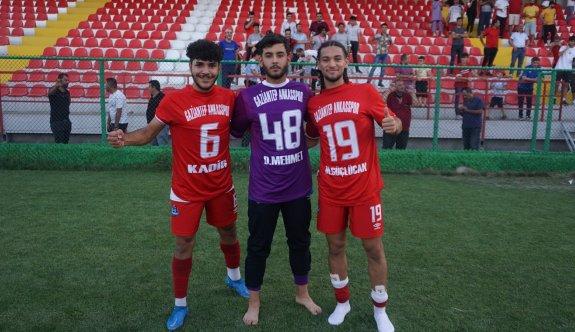 Mertli Ankasspor, şampiyonluğa yürüyor