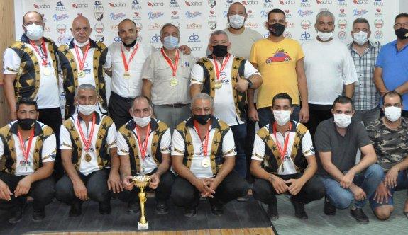 Minareliköy şampiyon