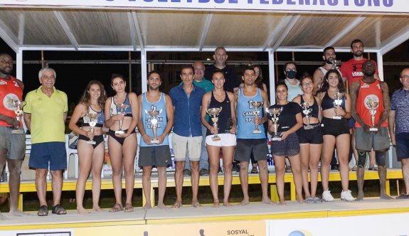 Omaç Başat Ligi Şampiyonları belirlendi
