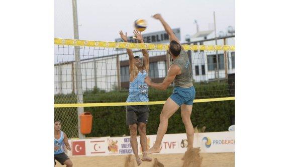 Omaç Başat turnuvasında yarı final eşleşmeleri belirlendi