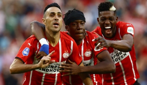 PSV'den Galatasaray'a fark