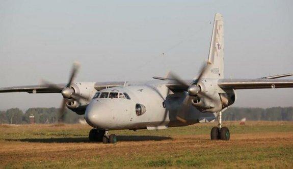 Rusya'da radardan kaybolan uçakt denize çakıldı