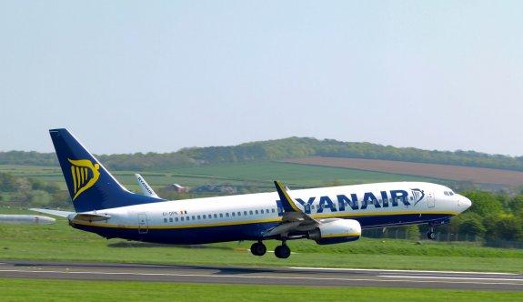 Ryanair, Güney Kıbrıs'tan 36 noktaya uçuş gerçekleştirecek