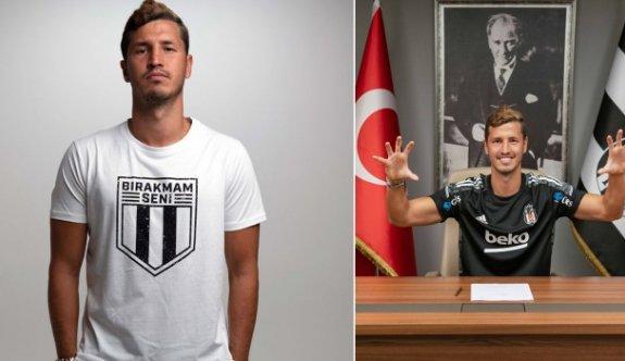 Salih Uçan resmen Beşiktaş'ta
