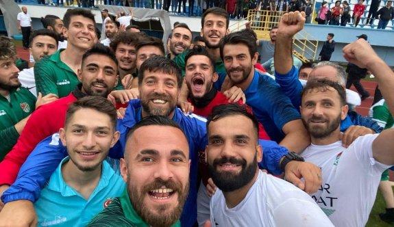 Sametli Amasyaspor, yarı finalist