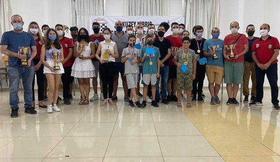 Satrançta ödül kazananlar açıklandı