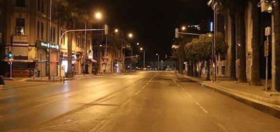Sokağa çıkma yasağını ihlal eden 25 kişiye ceza kesildi