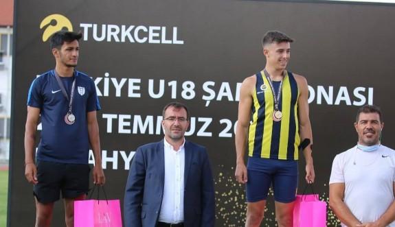 Taygun, Ankara'da koşacak