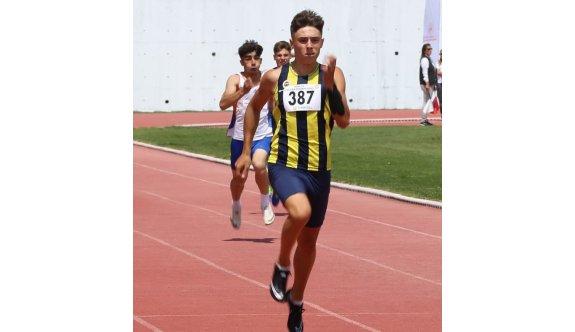 Taygun, Türkiye atletizmine damga vurdu
