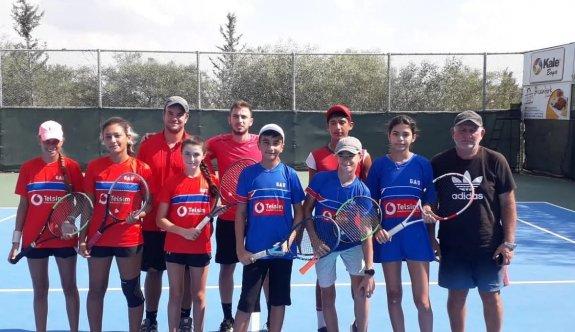 Teniste finalistler belirlendi