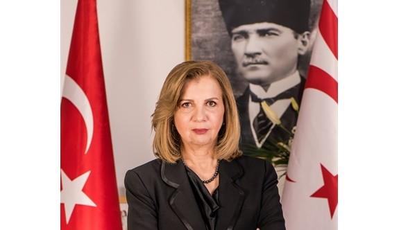 """""""Türkiye'nin garantörlük hakkı Kıbrıs Türkü'nün en büyük güvencesi ve zenginliğidir"""""""