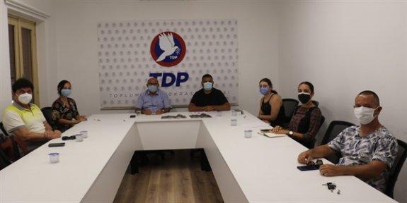 """""""Yapılaşmanın olmadığı projelere devlet arazi sunmamalı"""""""