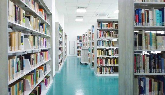 YDÜ ve Girne Üniversitesi kütüphaneleri sınırsız bir dünyanın kapılarını açıyor
