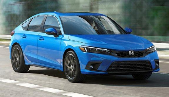 Yeni Civic Hatchback e:HEV logosuyla gelecek