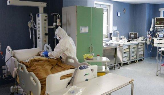 Yoğun bakımda yatan hasta sayısı 6'ya yükseldi