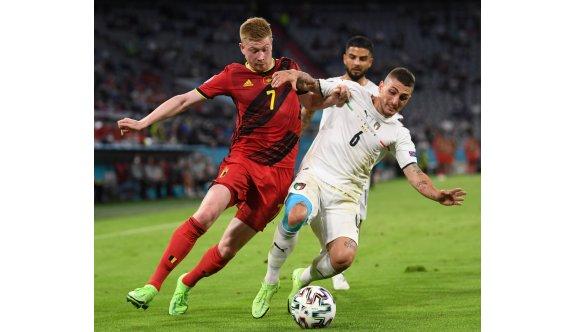 Zorlu maçın galibi İtalya