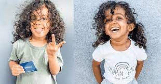 3 yaşında dünyanın en küçük üstün zekalısı oldu