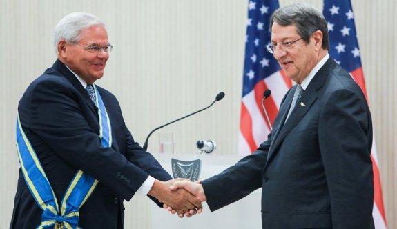 ABD'li Senatör Menendez'den kışkırtıcı açıklama