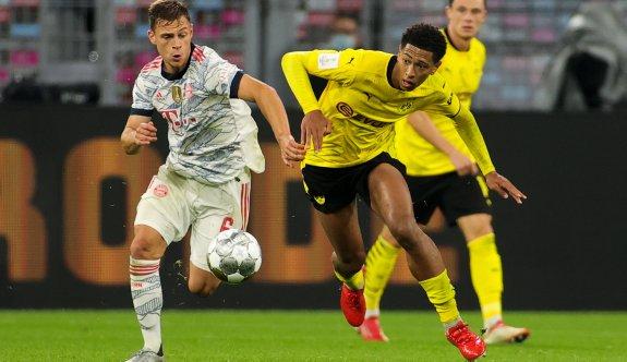 Almanya'da Süper Kupa Bayern Munih'in