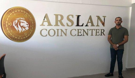Arslan Coin Center Ltd. Lefkoşa'da ikinci ofisini de açtı