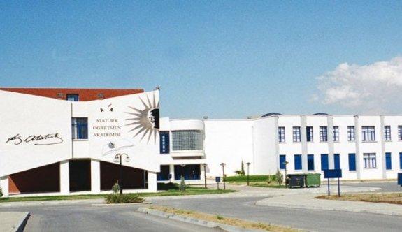 Atatürk Öğretmen Akademisi'ne giriş için 423 aday yarışacak