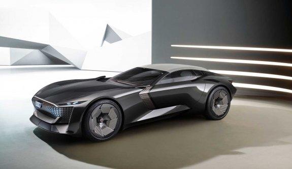 Audi'nin geleceği: Audi Skysphere