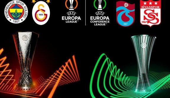 Avrupa'da Türk takımları tur arıyor