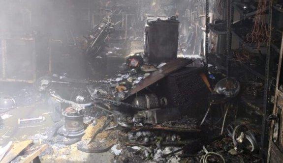 Bir haftada 26 yangın, 242 bin TL zarar