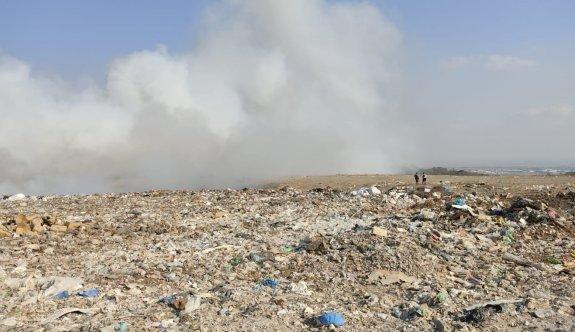 Çöp dökecek yer yok!