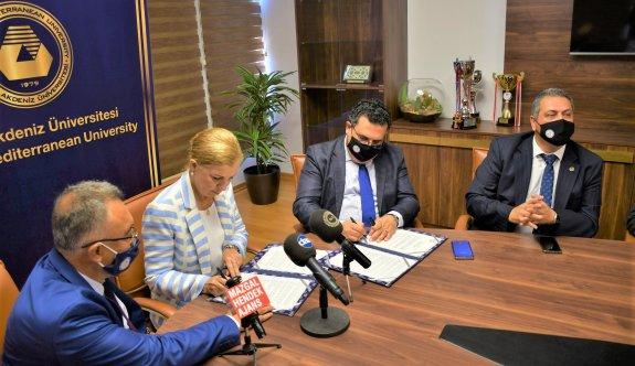 DAÜ ile Bayındırlık ve Ulaştırma Bakanlığı arasında işbirliği protokolü