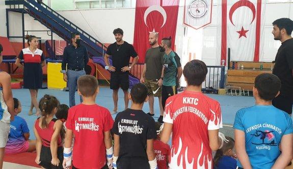 Dr Fazıl Küçük Cimnastik Salonundan şampiyon geçti