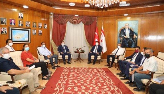 Ekonomi Kurulu toplantısında komiteler kurulması kararlaştırıldı