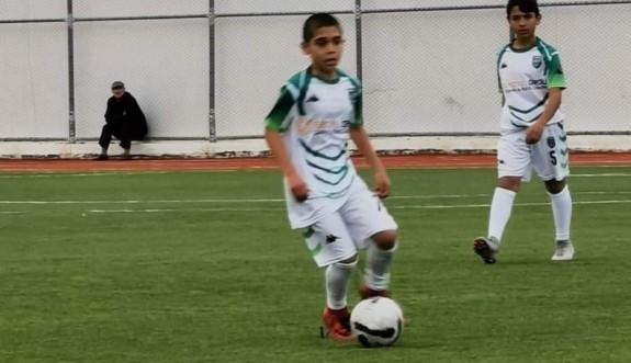 Faruk, Trabzonspor alt yapısına transfer oldu