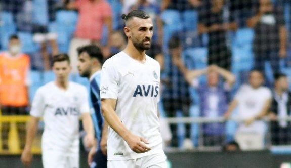 Fenerbahçe'de Serdar Dursun şoku