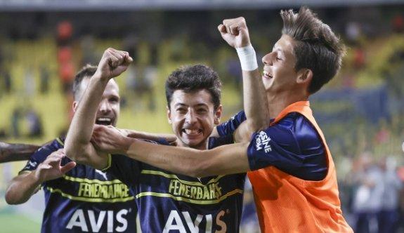 Fenerbahçe'ye galibiyeti genç Muhammed getirdi