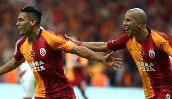Galatasaray'da Falcao ve Feghouli'yle yollar ayrılacak